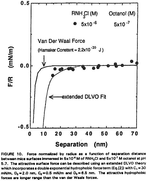 amine flotation octanol