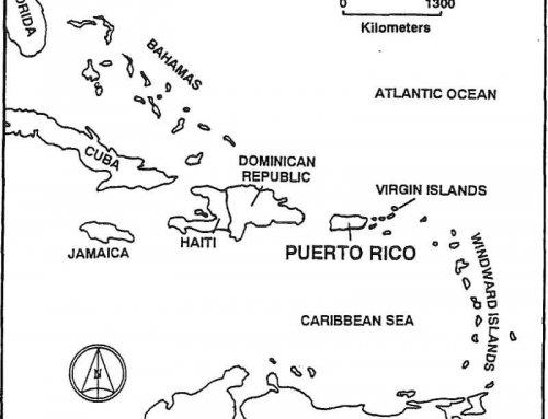 Puerto Rico Mining & Precious Metal Mineralization
