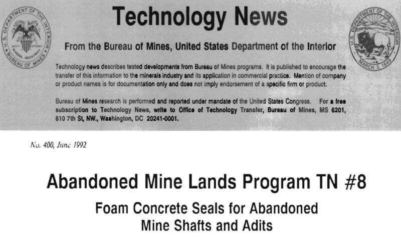 abandoned mine lands program tn 8