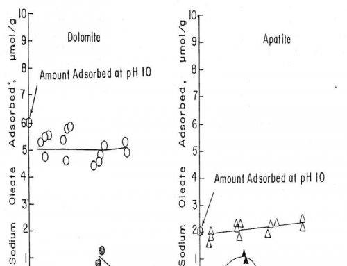 Separating Dolomite & Apatite by Flotation