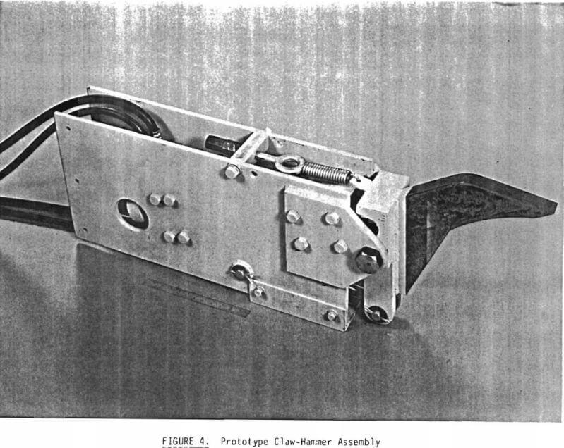 claw-hammer prototype