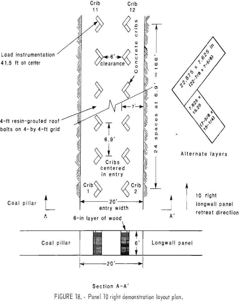 concrete crib design panel 10