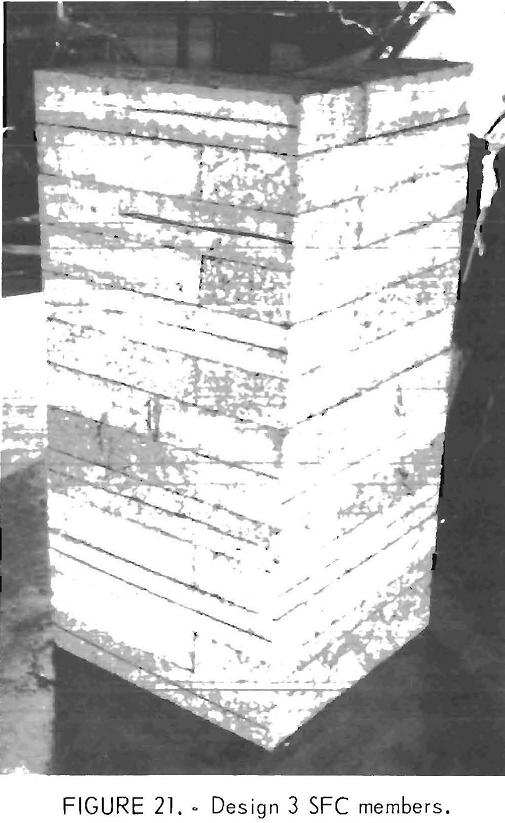 concrete crib design sfc members