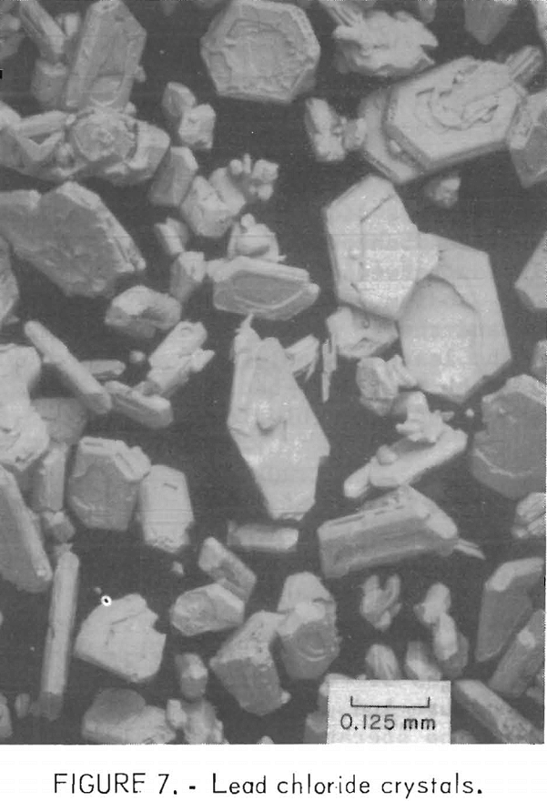 ferric-chloride-leaching crystal