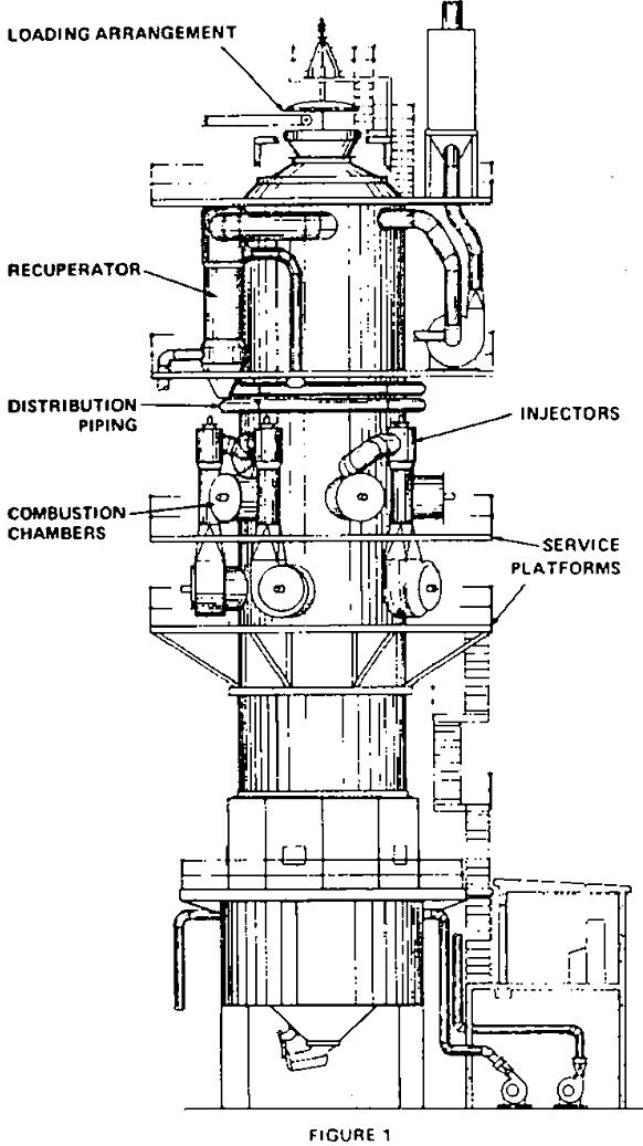 shaft kiln