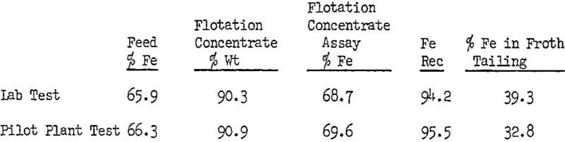 flotation-concentrate