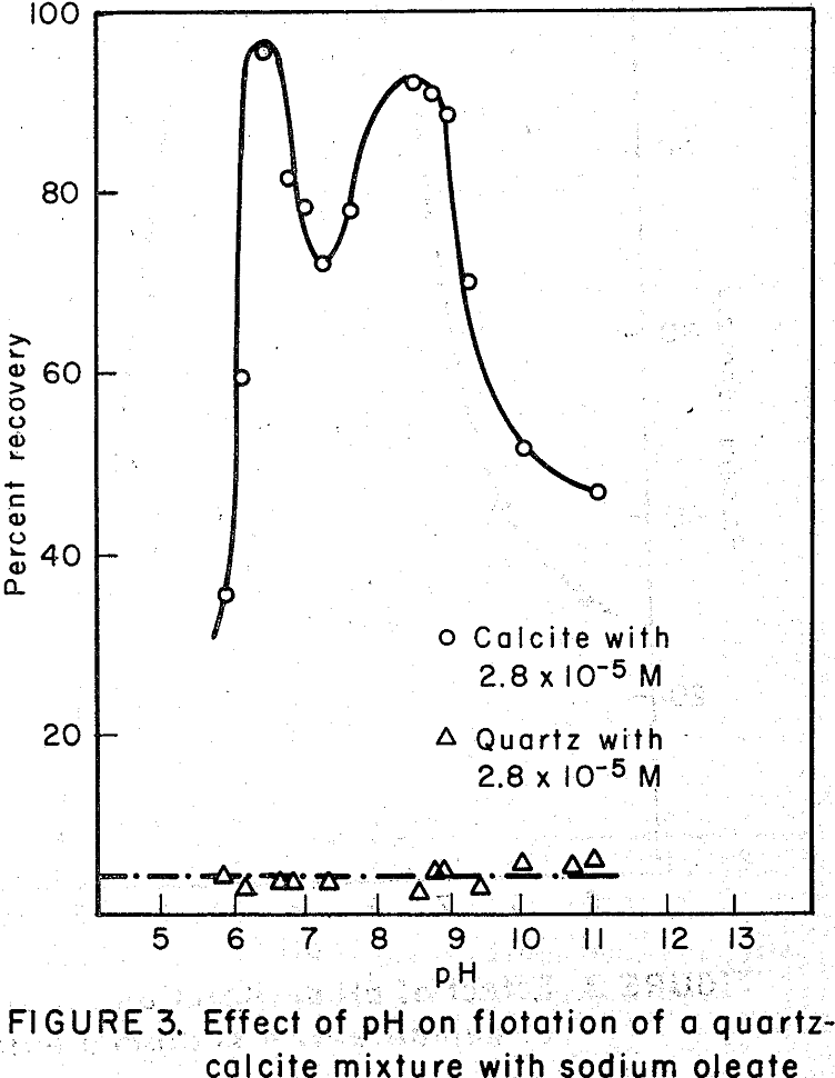 flotation sodium oleate
