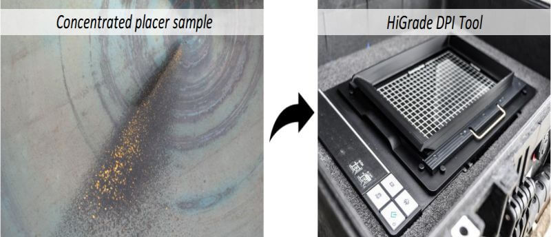 placer-gold-xrf-analyzer-concentrated-placer-sample