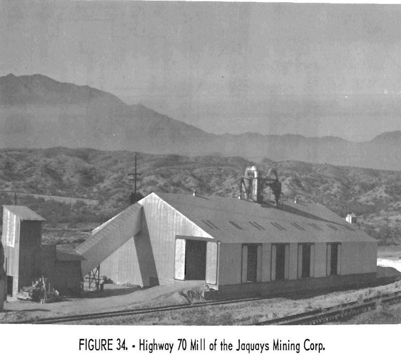 mining methods costs highway 70 mill