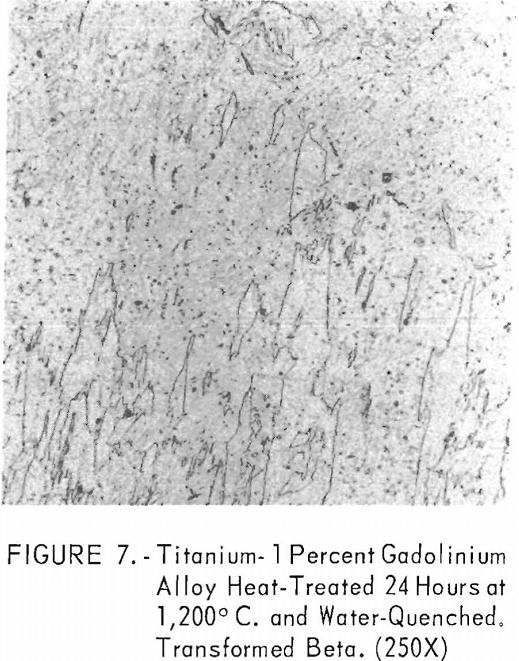 titanium-gadolinium alloy heat treated-24 hours-2