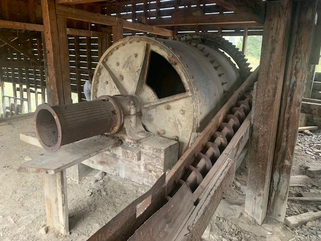 creede ball mill machine - south view1 (2)