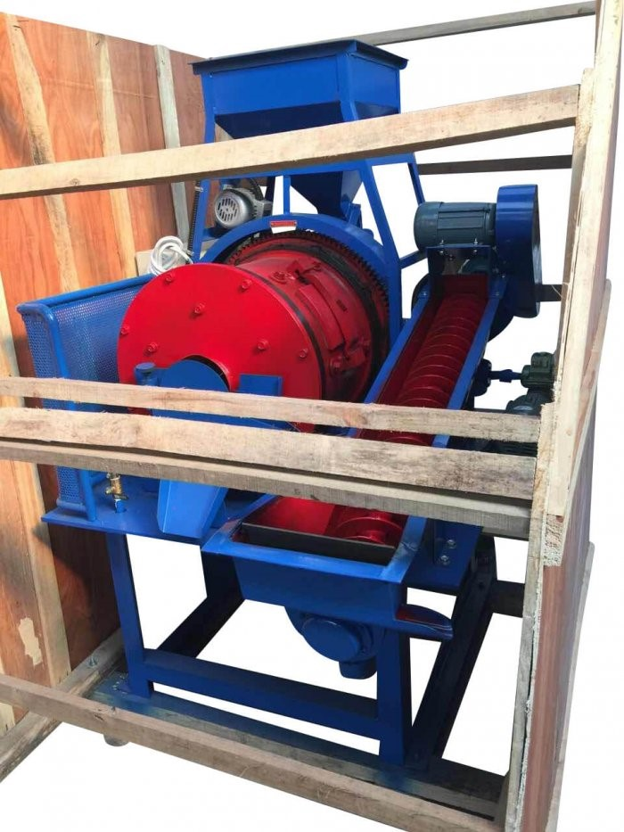 Molino para Planta Piloto de 10 a 150 kg h 7
