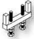 Chancadora De Quijada Portatil De 5″ X 7″ Extractor herramienta para mantenimiento