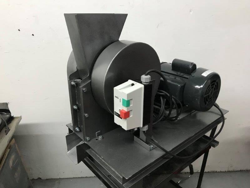 Chancadora Electrica De Rocas De 3″ X 4″ 5
