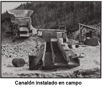 Planta De Lavado De Oro De 75 100 Tph 6