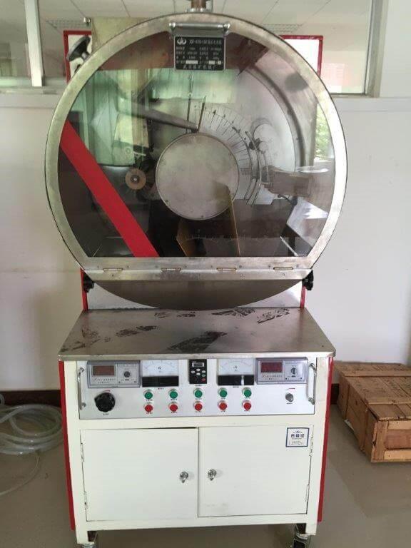 Separador Electrostatico 7