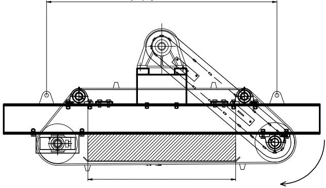 Separador Magnetico De Faja Auto Limpiante 11