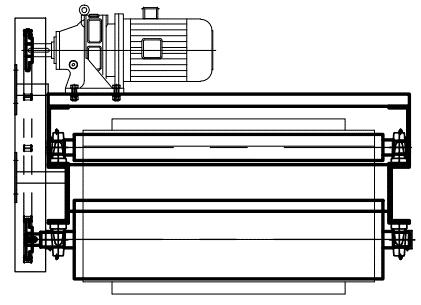 Separador Magnetico De Faja Auto Limpiante 12