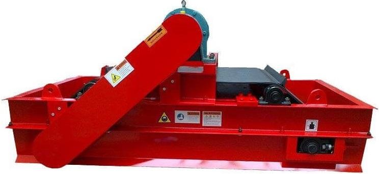 Separador Magnetico De Faja Auto Limpiante 2