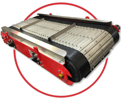 Separador Magnetico De Faja Auto Limpiante 9