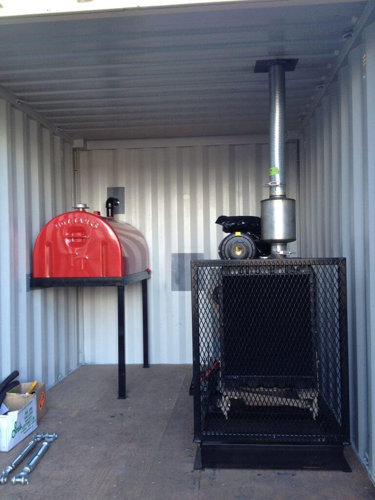 Generador Para Planta De Lavado De Oro 3